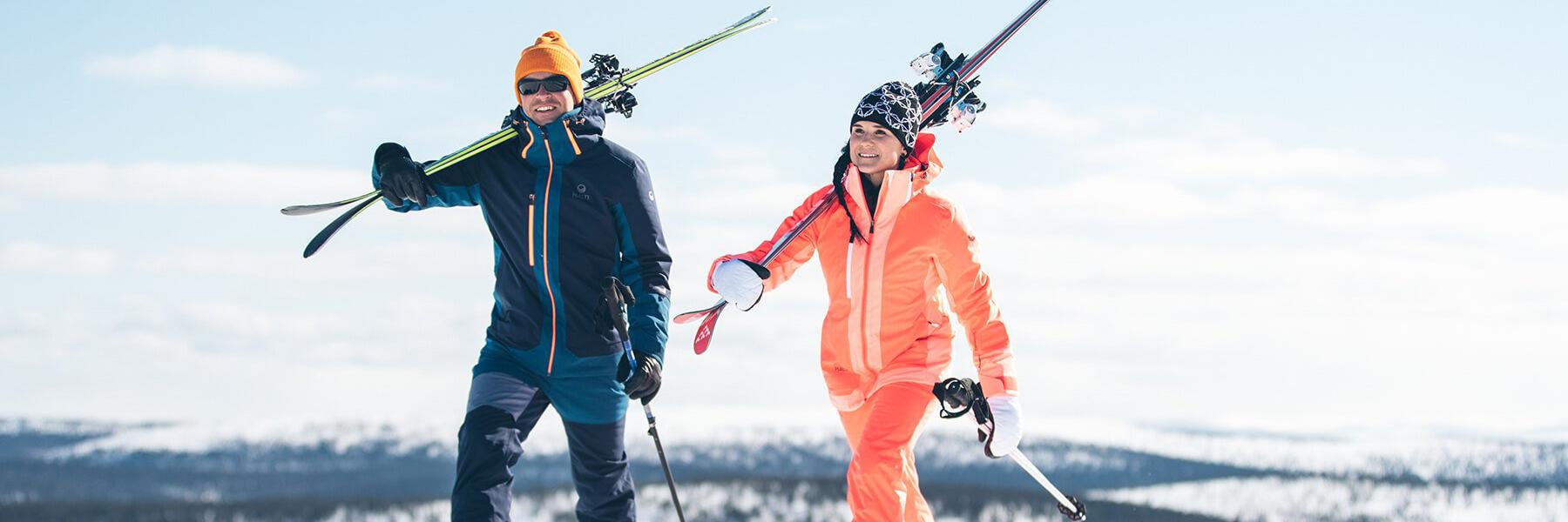 Halti skiwear